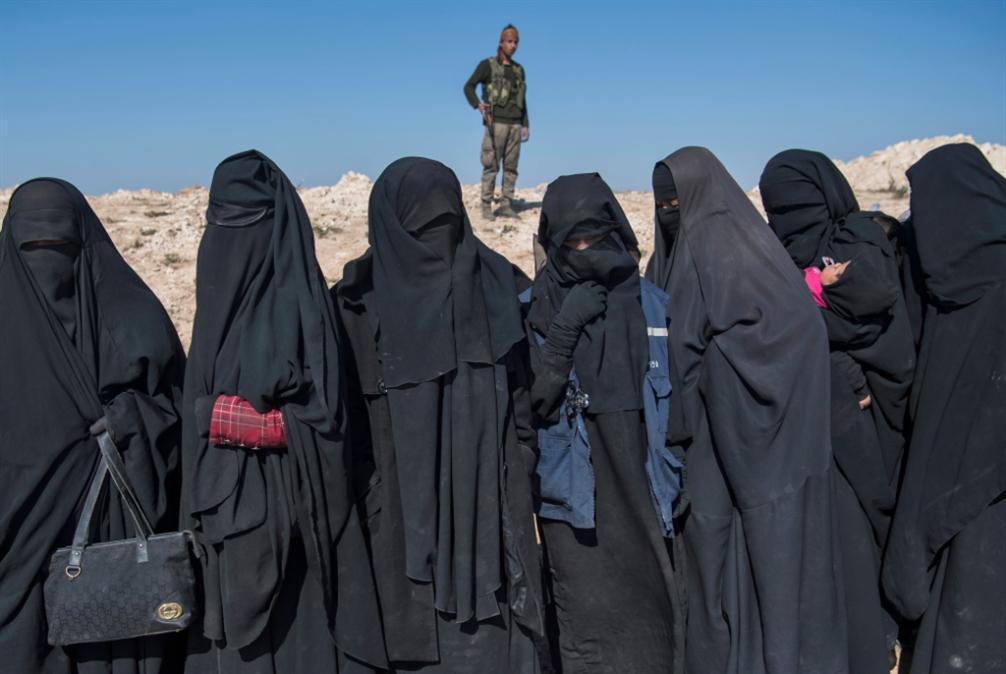 بغداد تجهّز مخيمات لعوائل «داعش»