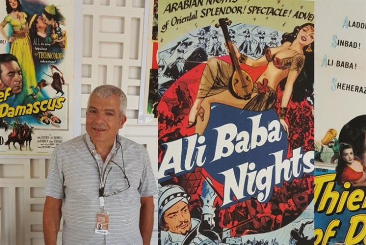 عبودي أبو جودة: ملصقات صنعت وجداننا
