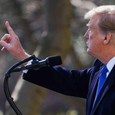 مواجهة جديدة مع الديموقراطيين: ترامب يوقّع إعلان الطوارئ
