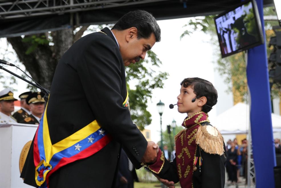 عقوبات أميركية جديدة على مسؤولين فنزويليين