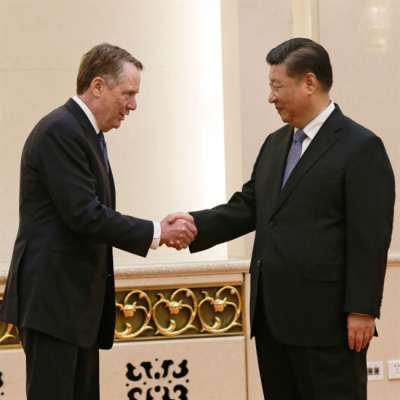 جولة تفاوض جديدة الأسبوع المقبل: واشنطن وبكين «متفائلتان»