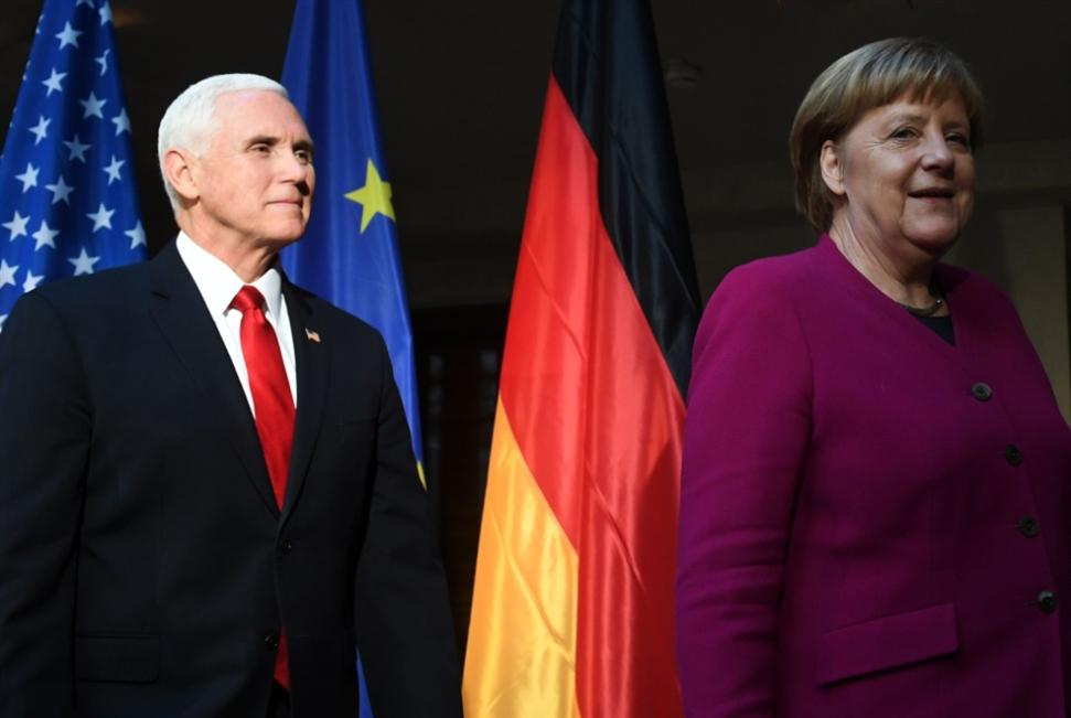 «تراشق» أوروبي ــ أميركي في مؤتمر ميونخ
