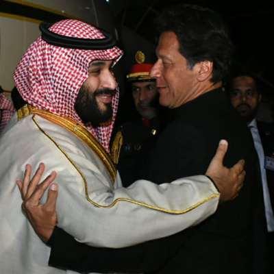 استثمارات بـ 20 مليار دولار في باكستان: ابن سلمان على طريق الصين