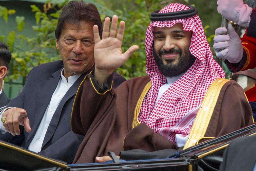 ابن سلمان يخضع لمعادلة خان: الاستثمارات وقود العلاقات