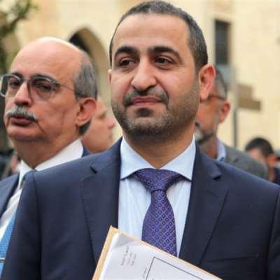 غسان عطالله:  واثق من تعاون جنبلاط لإنهاء ملف المهجرين