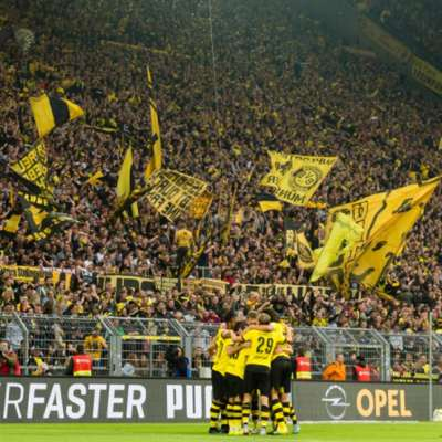 ربع سكان ألمانيا يشاهدون المباريات في الملعب