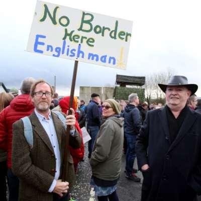«بريكست»: أزمة الحدود تعمّق تصدّعات الداخل