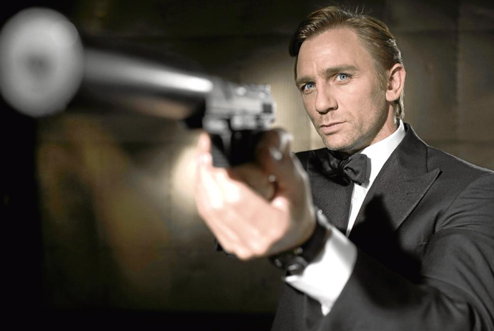 اسم مبدئي لفيلم 007 الجديد
