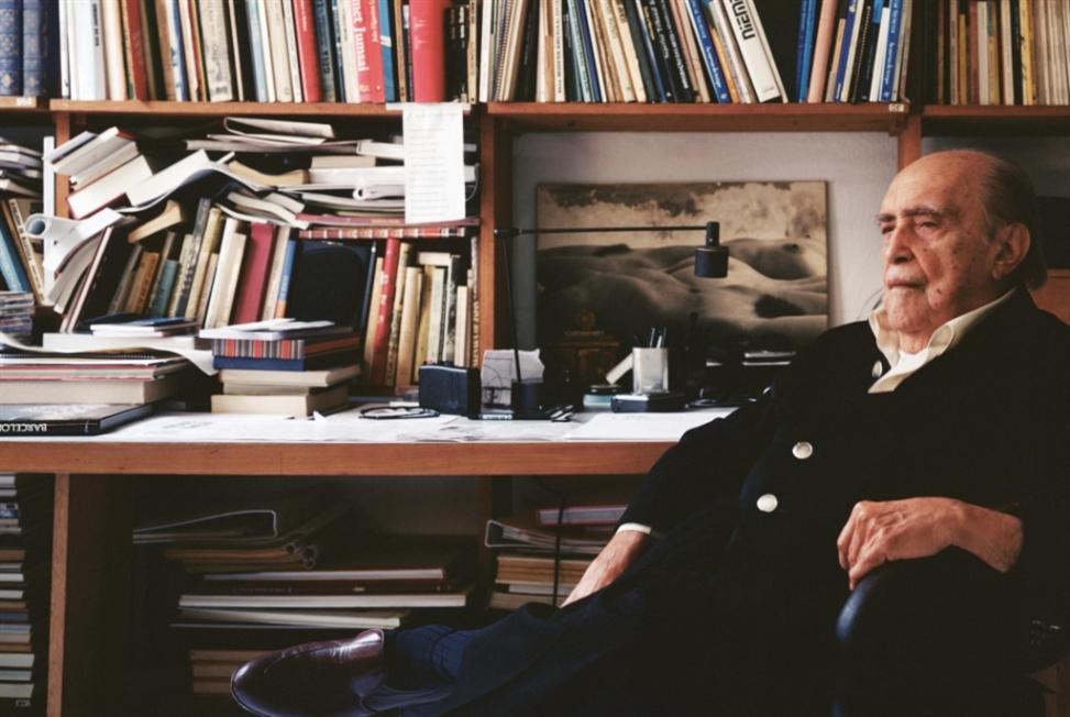 أوسكار نيماير... الأسطورة تنبعث في بيروت