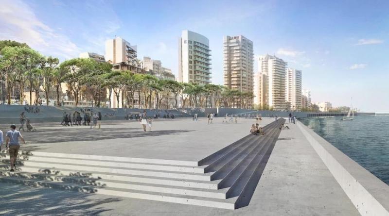نزهة على الكورنيش البحري في بيروت 2019240261295636848367720957670