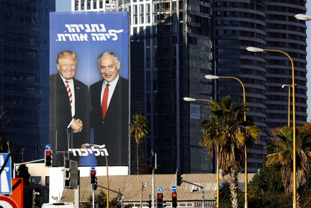 نتنياهو  يخوٍّف من اليسار: اتهامي سيؤدي إلى فوزهم!