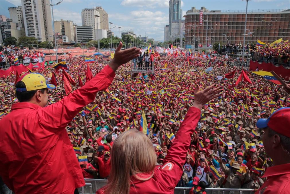 كاراكاس تترقّب التدخل الأميركي: مستعدون للمقاومة