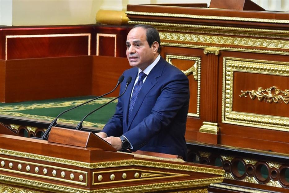 عودة إلى دستور مبارك: السيسي باقٍ حتى 2034!
