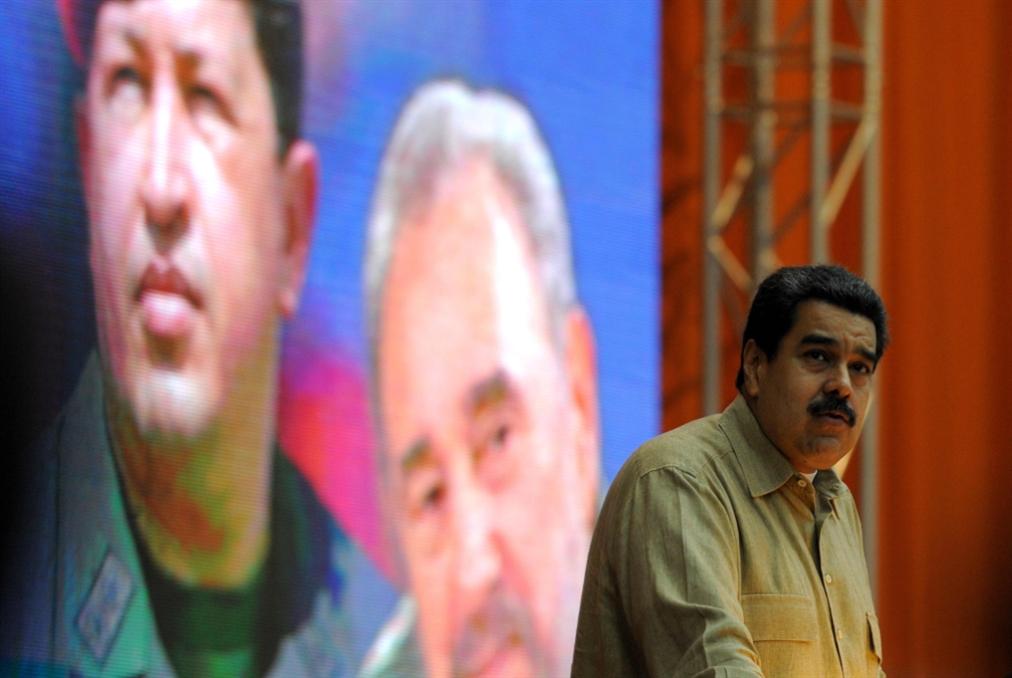 مادورو: لن نسمح لهم بإذلالنا