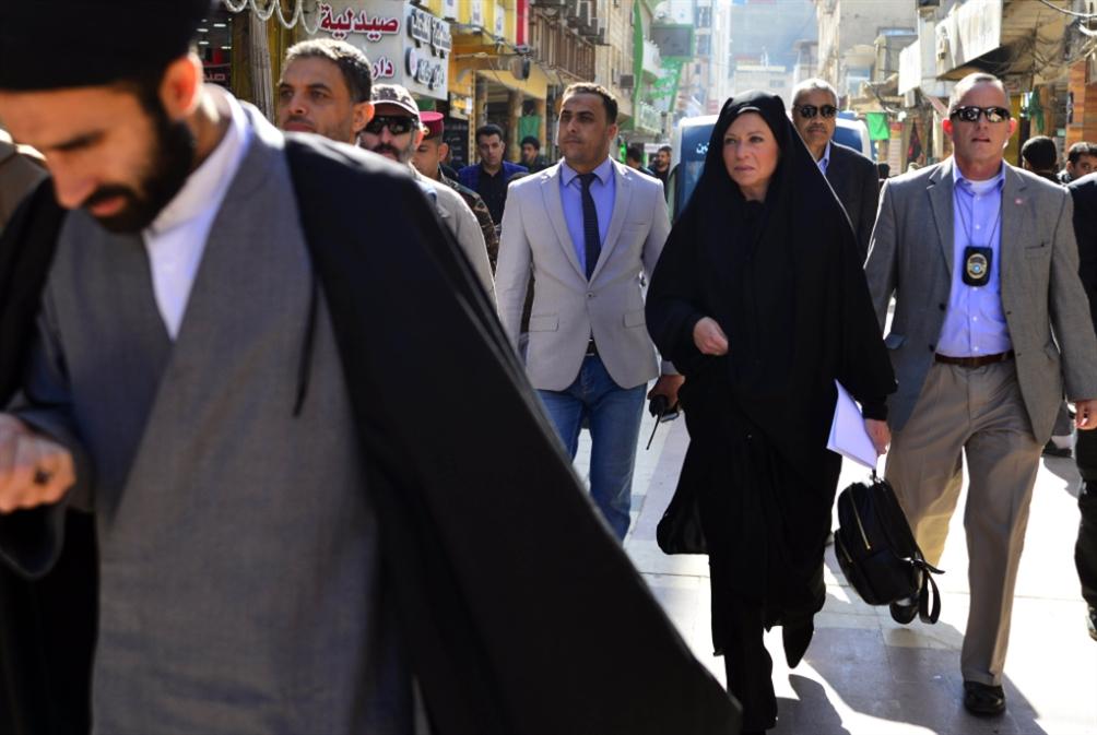 السيستاني يردّ على ترامب: لا لاستخدام العراق ضدّ جيرانه