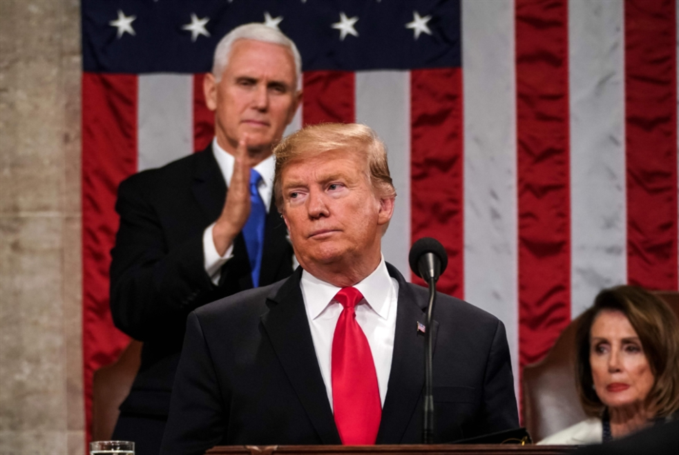 خطاب ترامب عن حال الاتحاد: لنتوحّد... ولكن سأبني الجدار!