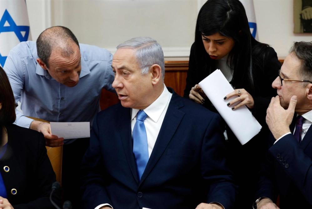 نتنياهو يستعيد أنفاسه انتخابياً... ويهدّد غزة