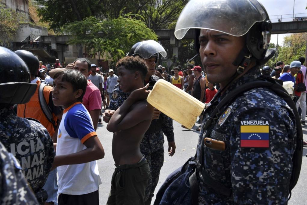 العدوان الأميركي على فنزويلا إلى تصاعد