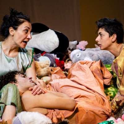 عرض «هي هو أنا» عن المثلية والجندر في فيينا: آمال خوري... هويات ضاقت بها الأمكنة