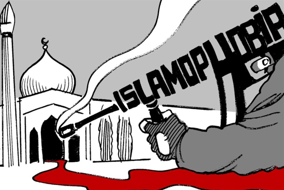 الإعلام الخليجي: إرهابي نيوزيلندا ليس ارهابياً