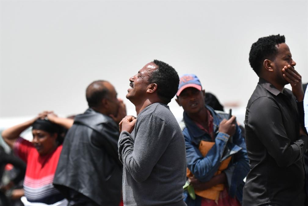 باريس تحقّق في أسباب تحطّم الطائرة الإثيوبية
