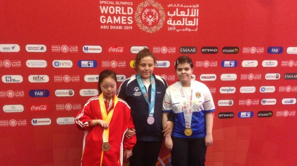 صورة 19 ميدالية للبنان في الأولمبياد الخاص