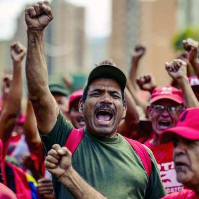 الحرب القذرة على فنزويلا