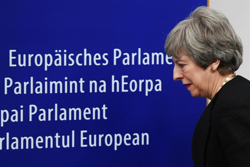 الأوروبيون يستبقون طلب تأجيل «بريكست»: فَلْتُقدم ماي «شيئاً جديداً»