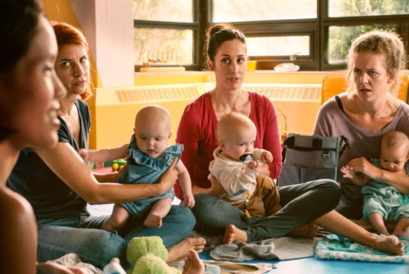 Workin' Moms... الأمومة كما لم تروها من قبل (درامياً)