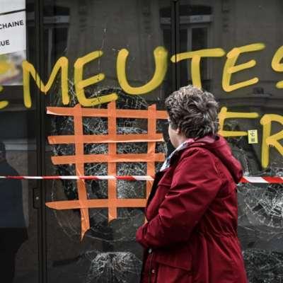 فرنسا تنشر الجيش... لقمع «السترات الصفر»!