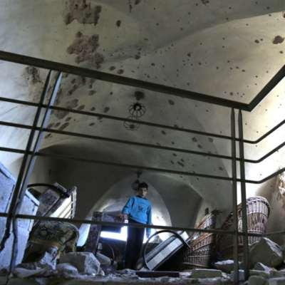 عمر أبو ليلى: الاشتباك الرابع والأخير