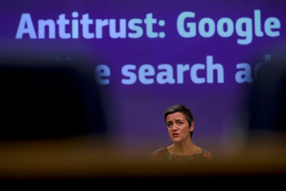 المفوضية الأوروبية تغرّم «غوغل» مجدداً