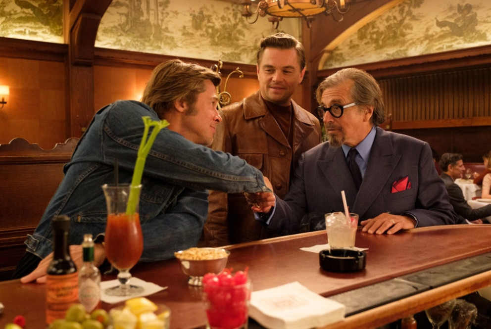 Once Upon a Time in Hollywood... عرض أوّل في «كان»