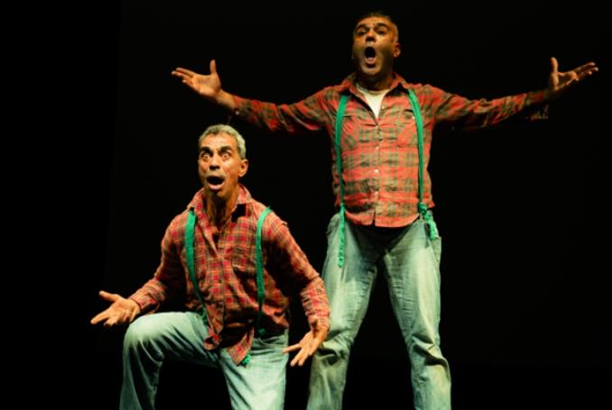 إسماعيل خلف ورفاقه: المسرح يهزم التطرّف