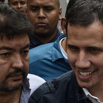 فنزويلا   اعتقال مدير مكتب غوايدو يثير غضب واشنطن