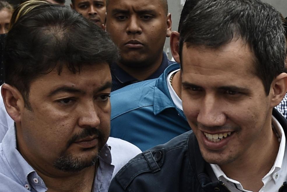 فنزويلا | اعتقال مدير مكتب غوايدو يثير غضب واشنطن