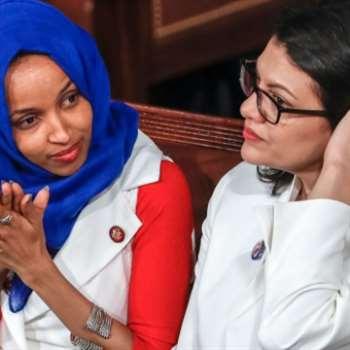 عربيّتان في الكونغرس الأميركي: رشيدة طليب   وإلهان عمر