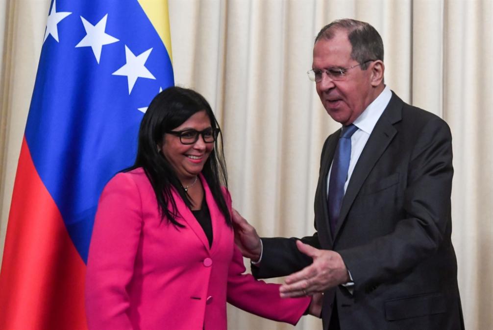 مرحلة متقدمة من الدعم الروسي: إدارة نفط فنزويلا إلى موسكو