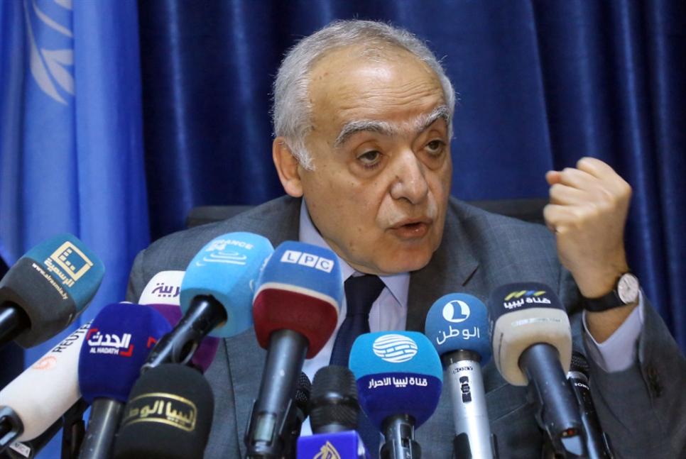 ليبيا | «الملتقى الوطني»... أملُ سلامة الأخير