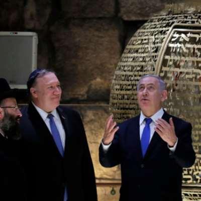 إسرائيل تحتفي بالاعتراف «الترامبي»: متى يأتي دور الضفة؟