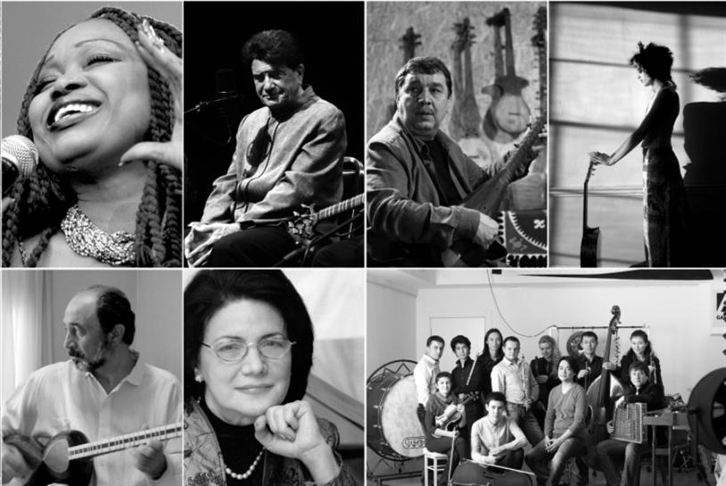 «جوائز الآغا خان للموسيقى»: مقدّرون ومرّشحون