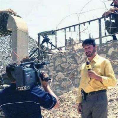 علي شعيب يطارد «إسرائيل» بالصورة