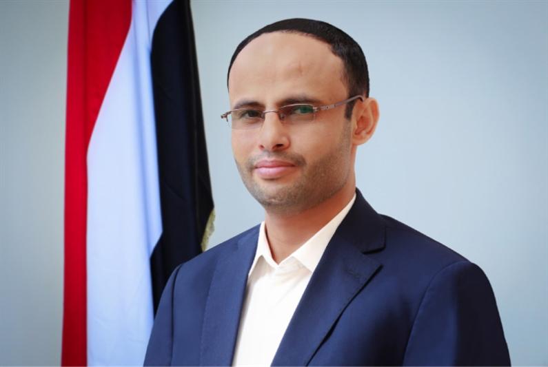 مهدي المشاط: رئيس المجلس السياسي الأعلى في صنعاء