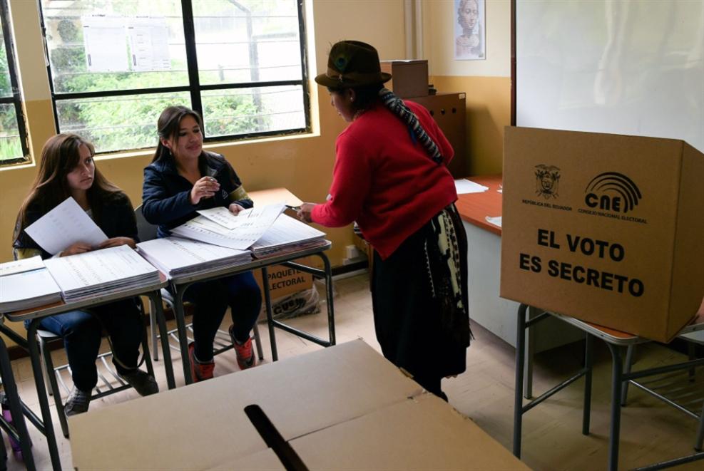 انتخابات الإكوادور النصفية: تفتّت اليمين وأداء قوي لليسار