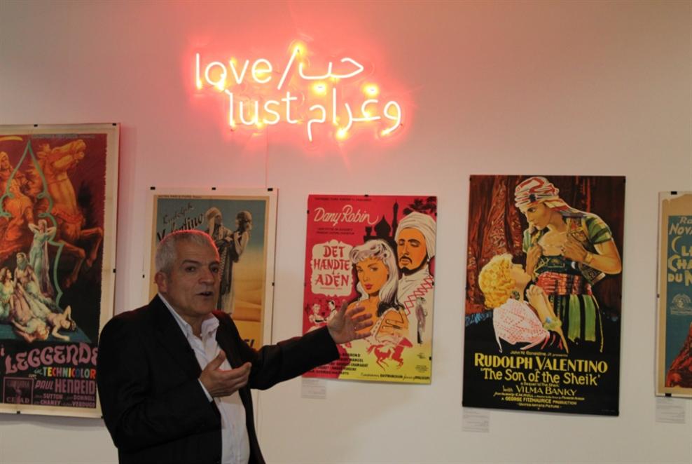 نظرة السينما الغربيّة إلى العرب من خلال مئة ملصق: عبودي ابو جودة يتعقّب «لص بغداد»