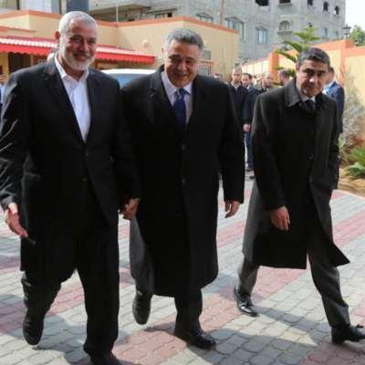 وفد مصري رفيع في غزة: تجديد العروض قبيل الانتخابات الإسرائيلية