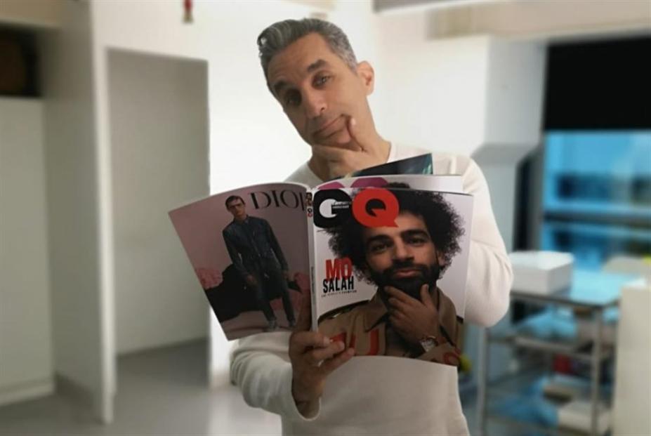 باسم يوسف ممتعض من bbc