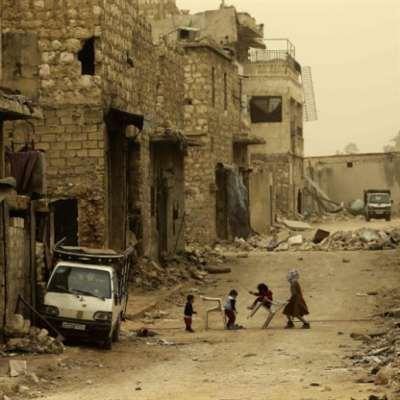 الموتى «يغادرون» حدائق حلب... قريباً؟