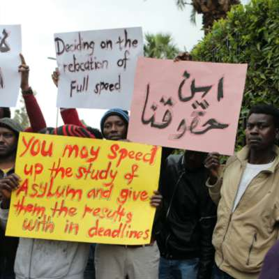 سودانيّو لبنان لباسيل: «المفوّضيّة» وعدتنا بالتوطين!