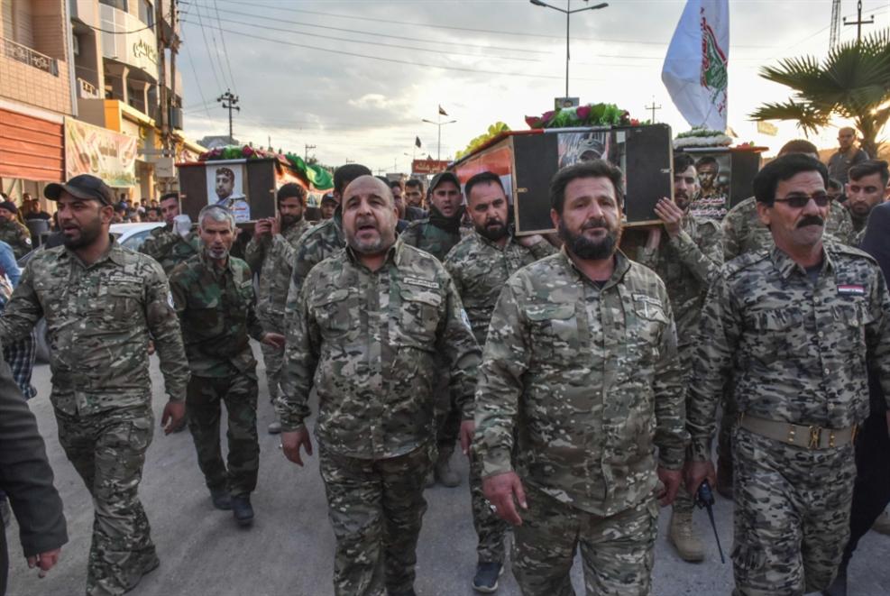 العراق: مسوَّدة أولية لقانون إخراج القوات الأجنبية